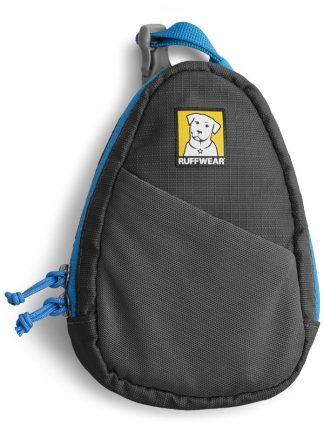 torbica za vrečke ključe drečke lahka priročna siva