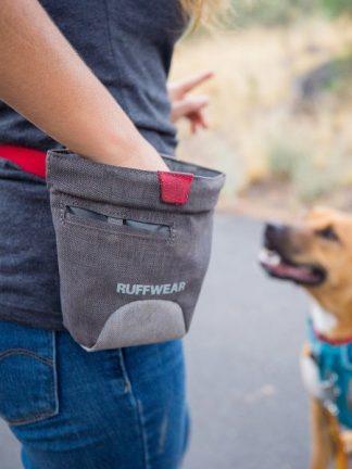 torbica treat trader za priboljške prikaz uporabe na vzmet