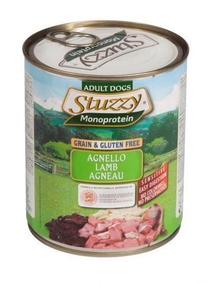 Stuzzy monoproteinska mokra hrana za pse jagnjetina
