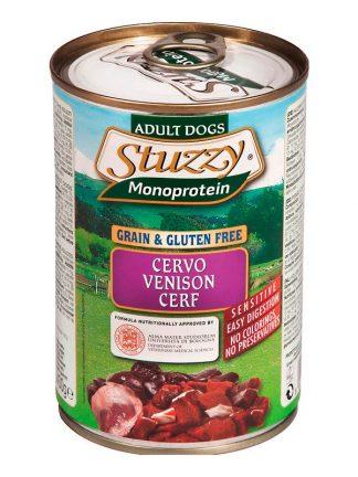 Stuzzy dog monoprotein mokra hrana za pse divjačina