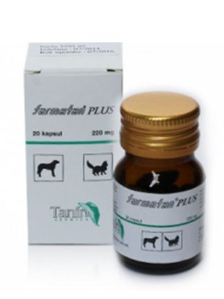 Farmatan kapsule za urejanje prebave proti driski divji kostanj