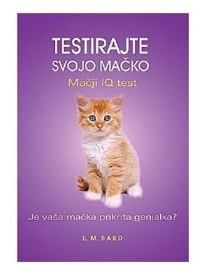 knjiga testirajte svojo mačko debora mačji iq test