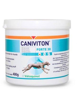 Caniviton forte 30 prehransko dopolnilo za pse za podporo sklepom