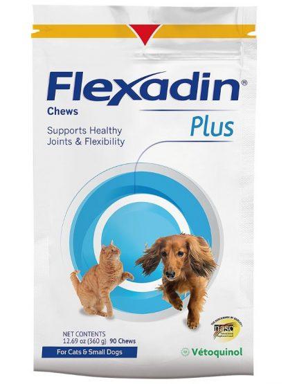 Flexadin plus prehransko dopolnilo za pse pri atritisu osteoporozi