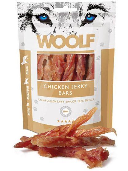 woolf piščančje palčke naravni priboljški za pse iz mesa