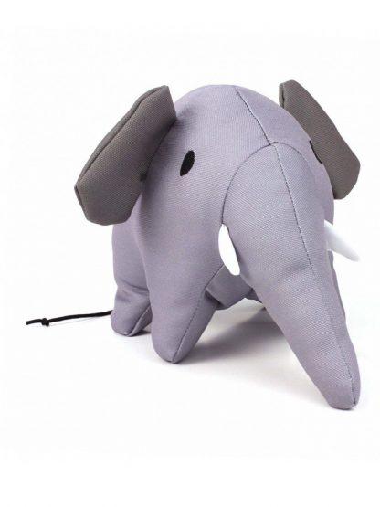 mehka igrača za pse slon