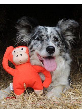 mehka igračka za pse opica beco pets
