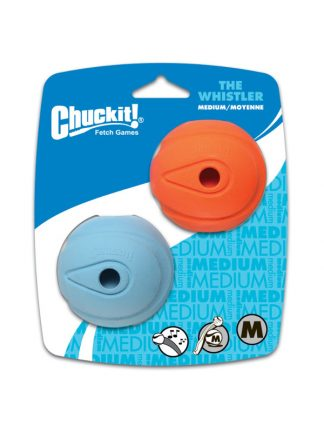 pasja žoga ki žvižga whistler ball chuckit
