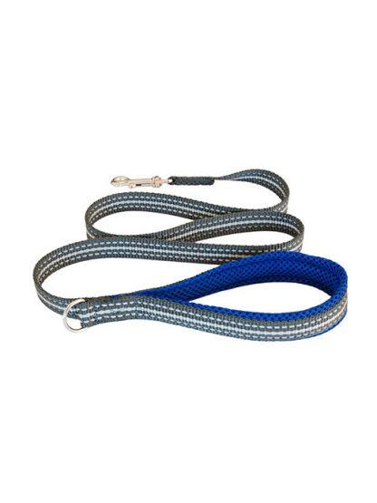 vrvica za psa modra