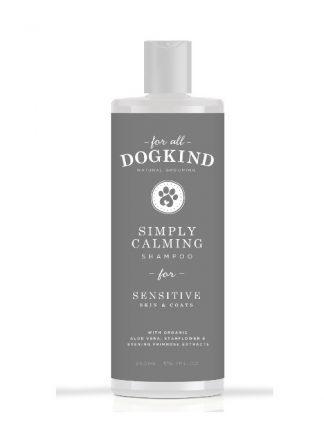 naravni šampon za pse