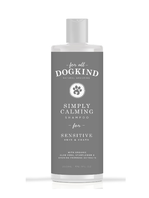 FOR ALL DOGKIND SIMPLY CALMING ŠAMPON