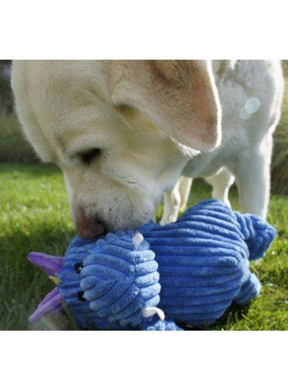 mehka pasja igračka zmaj