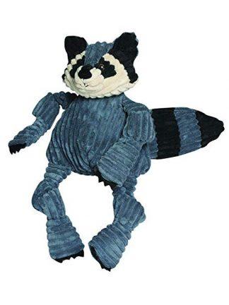 mehka pasja igračka hugglehounds rakun