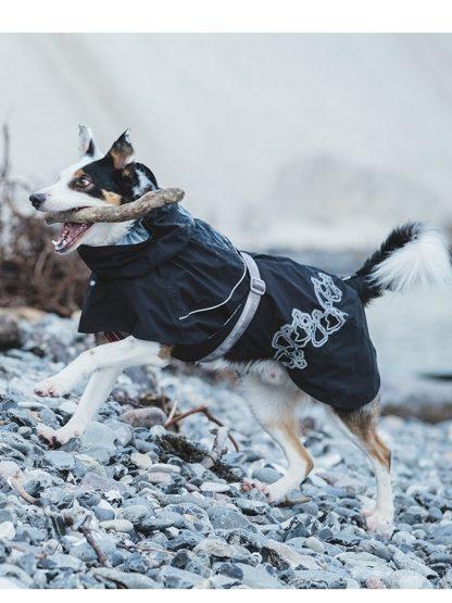 dežni plašček za psa hurtta drizzle coat