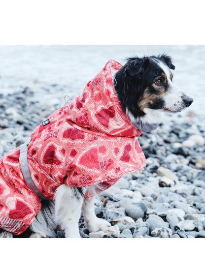 topel zimski plašček za psa extreme warmer hurtta