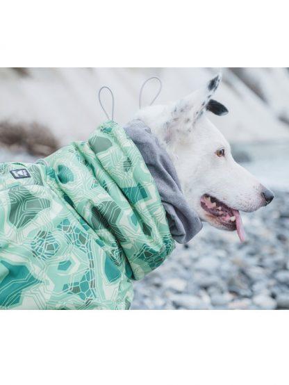 topel nepremočljiv zimski plašček za pse extreme warmer hurtta