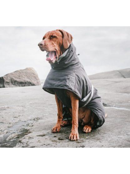 zelo topel zimski plašček za psa extreme warmer