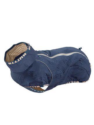 zimski plašček za buldoge hurtta quilted jacket