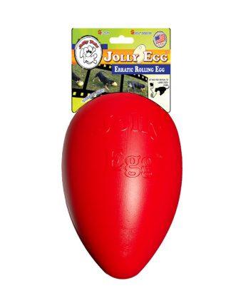 žoga jajce za psa