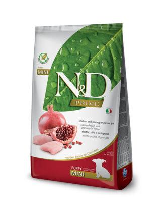 N&D hrana za mladičke