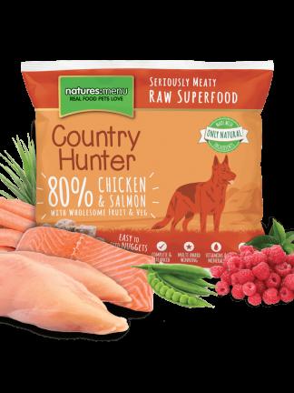 BARF surova hrana za pse natures menu