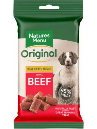 natures menu priboljški govedina