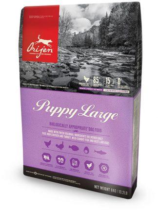 orijen puppy large breed hrana za mladiče velikih pasem