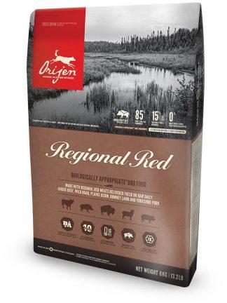 orijen hrana za pse regional red