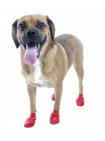 silikonske nogavičke zaščita za pasje tačke