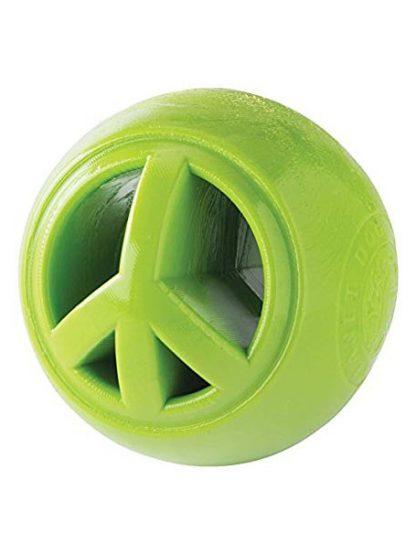 planet dog žoga za psa peace