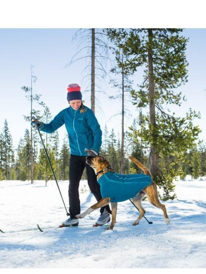 flis pulover za psa ruffwear climate changer