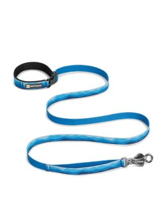 ruffwear flat out povodec blue mountains