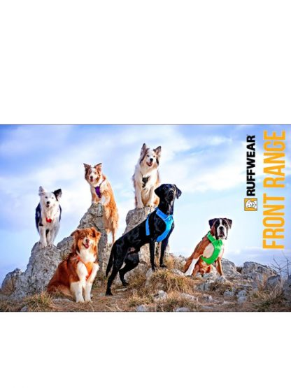 ruffwear front range oprsnica za pse