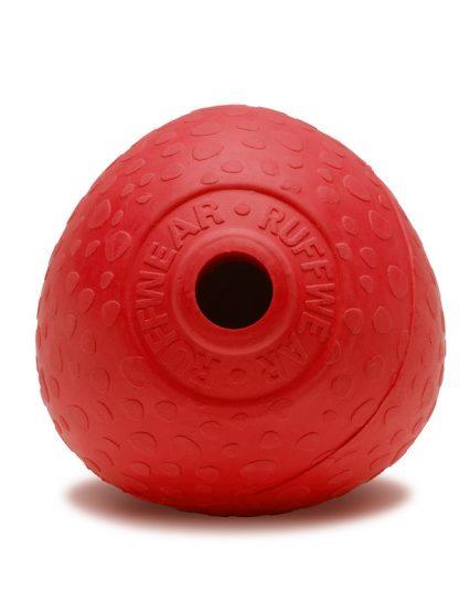 zelo vzdržljiva žoga za pse ruffwear iz gume