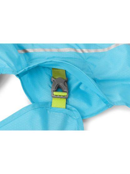 dežni plašček za psa palerina ruffwear wind sprinter