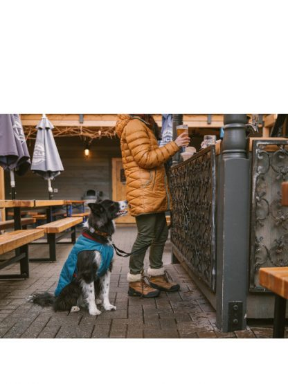 ruffwear stump town jacket plašček za pse