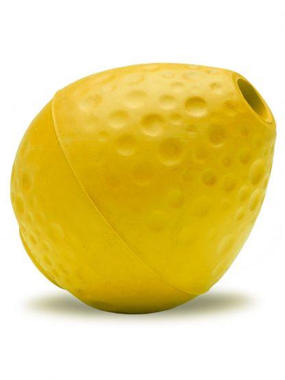 trpežna žoga za pse ruffwear turnup iz eko gume