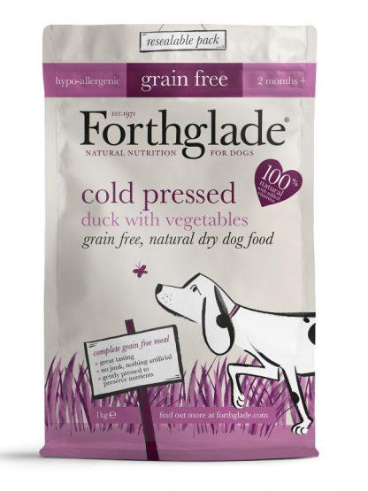 hladno stiskana hrana za pse peleti forthglade