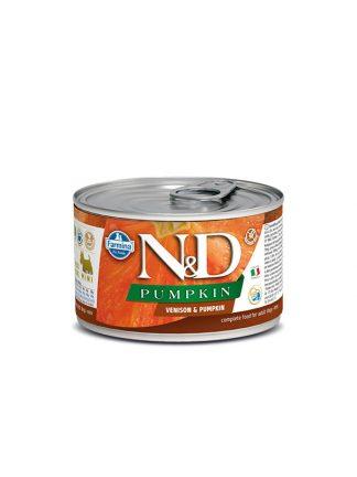 N&D hrana za pse buča divjačina konzerva