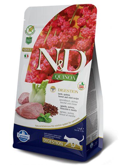 N&D hrana za mačke quinoa digestion