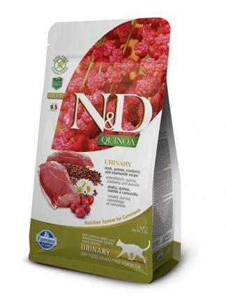 N&D hrana za mačke kvinoja urinary raca