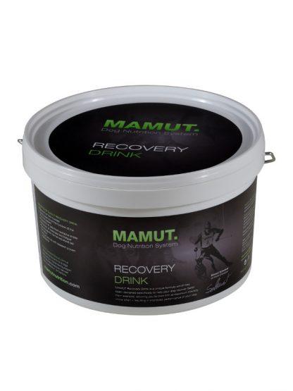 recovery napitek za pse za po treningu izotonik rehidracijski napitek