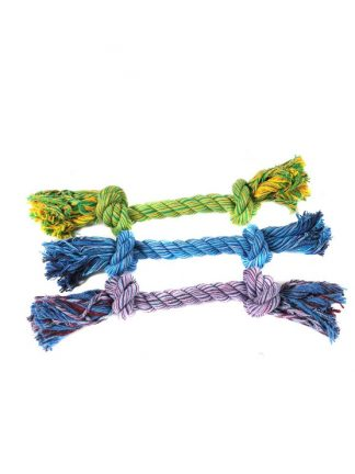 vozel iz vrvi igrača za pse