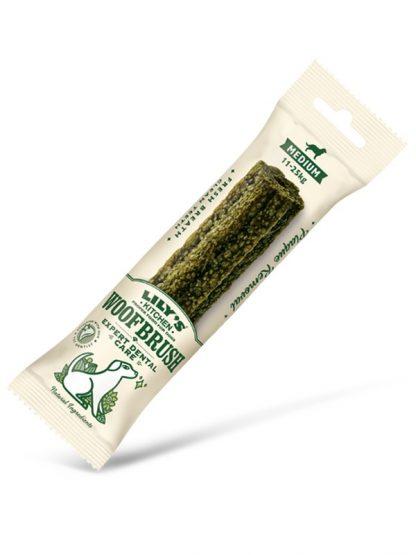 zelenjavna žvečljivka za pse narejena iz rastlinskih sestavin za zdrave zobe in svež dah