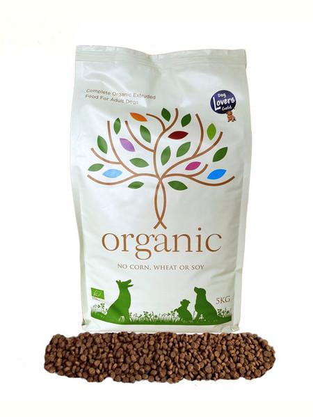 organska hrana za pse