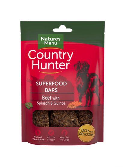 priboljški za pse govedina natures menu superfood