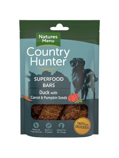priboljški za pse raca superfood natures menu