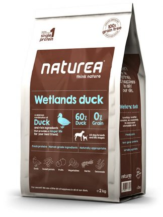 naturea hrana za pse duck