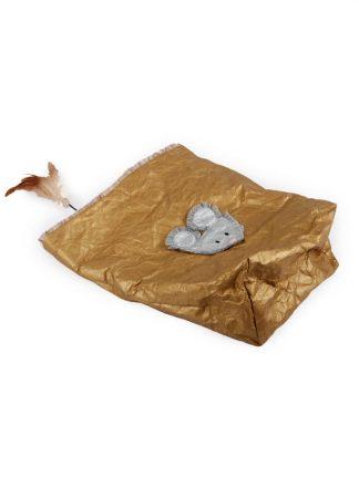 šumeča mačja vreča