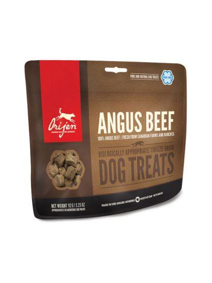 orijen angus beef priboljški za pse